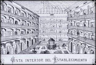 vista interior hotel peninsular